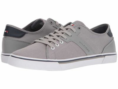 Tommy Hilfiger - Tommy Hilfiger Men's Grey Noble Sneakers Athletic Shoes
