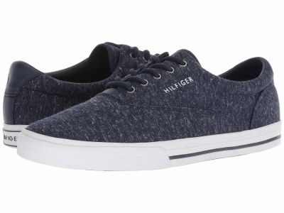 Tommy Hilfiger - Tommy Hilfiger Men's Navy 1 Phelipo 2 Lifestyle Sneakers