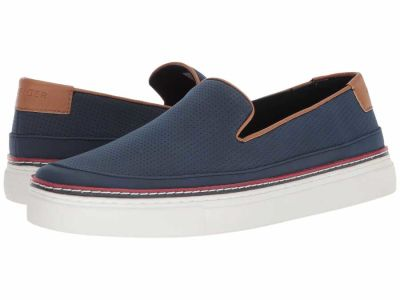 Tommy Hilfiger - Tommy Hilfiger Men's Navy Kinsey Lifestyle Sneakers