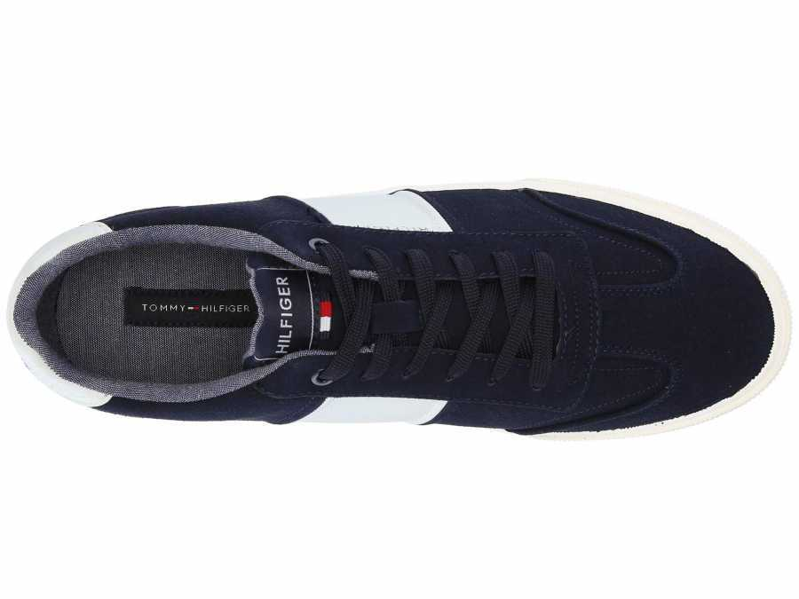 Tommy Hilfiger Men's NavyOff White Pilar Lifestyle Sneakers