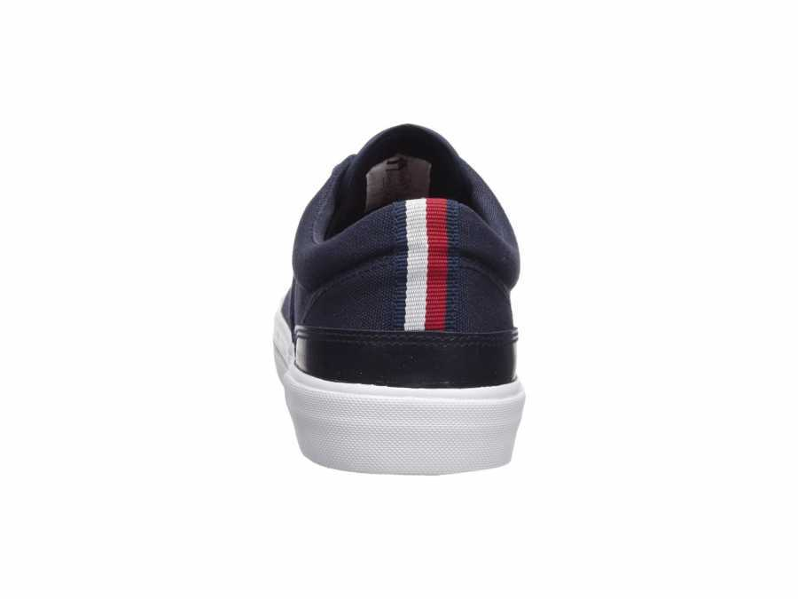 Tommy Hilfiger Men's Navy Pallet Lifestyle Sneakers