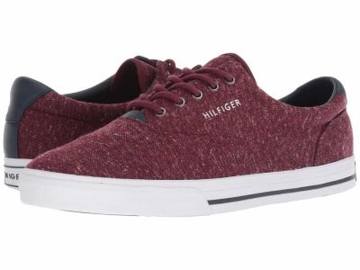 Tommy Hilfiger - Tommy Hilfiger Men's Oxblood Phelipo 2 Lifestyle Sneakers