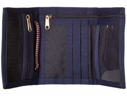 Tommy Hilfiger Navy/Multi Daly Trifold Trifold Wallet - Thumbnail