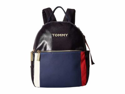 Tommy Hilfiger - Tommy Hilfiger Navy/Multi Akela Backpack