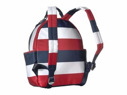 Tommy Hilfiger Navy/Natural Lani Backpack Corporate Stripe Backpack - Thumbnail