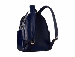 Tommy Hilfiger Navy/White Holborn Monogram Backpack - Thumbnail