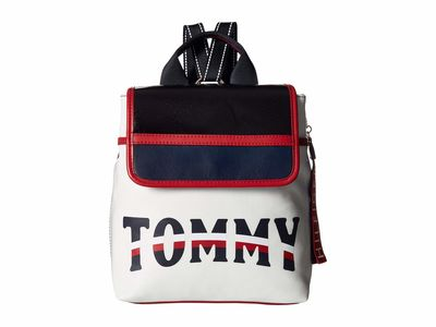 Tommy Hilfiger - Tommy Hilfiger Off-White Viola Backpack