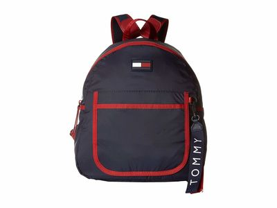Tommy Hilfiger - Tommy Hilfiger Red/Multi Crewe Backpack