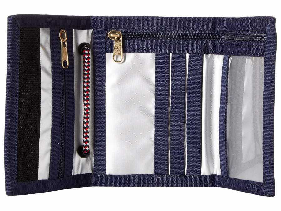 Tommy Hilfiger Silver Leah Trifold Trifold Wallet