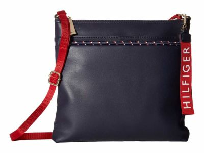 Tommy Hilfiger - Tommy Hilfiger Tommy Navy Devon North/South Cross Body Bag