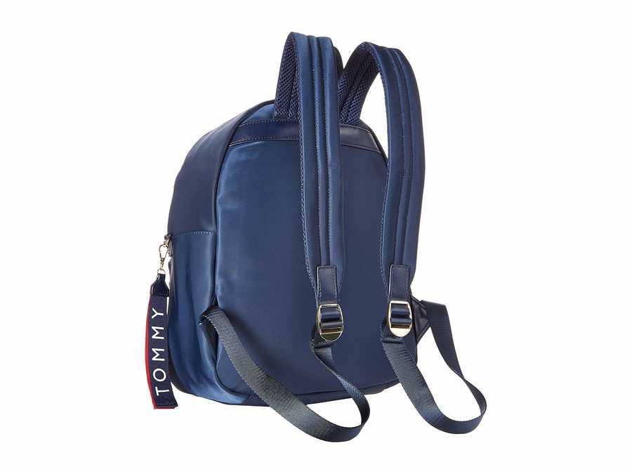 Tommy Hilfiger Tommy Navy Leah Backpack
