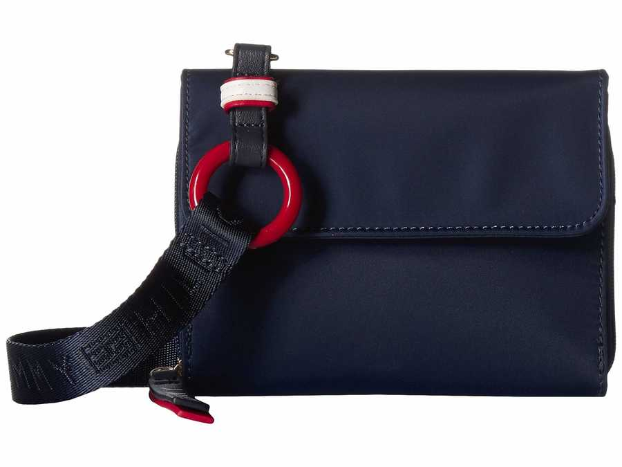Tommy Hilfiger Tommy Navy Leona Cross Body Bag