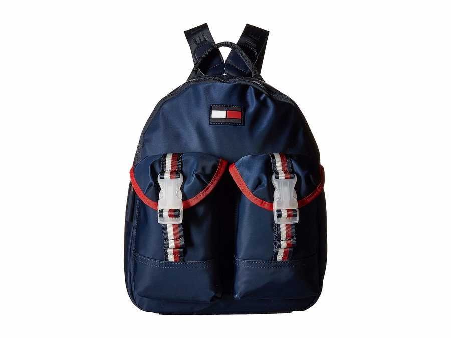 Tommy Hilfiger Tommy Navy Lola Small Backpack