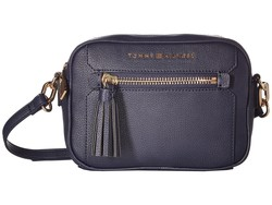 Tommy Hilfiger Tommy Navy Macon Cross Body Bag - Thumbnail