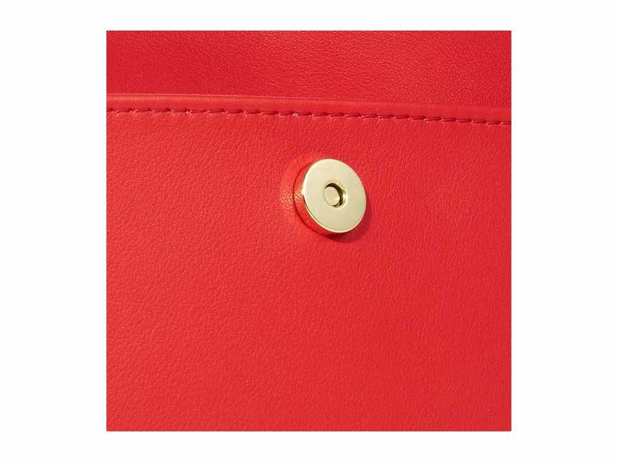 Tommy Hilfiger Tommy Red İnes Smooth Cross Body Bag
