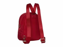 Tommy Hilfiger Tommy Red Jules Smooth Nylon Crossbody Backpack - Thumbnail