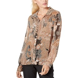 Tommy Hilfiger Tortoise Multi Player Blouse Long - Thumbnail