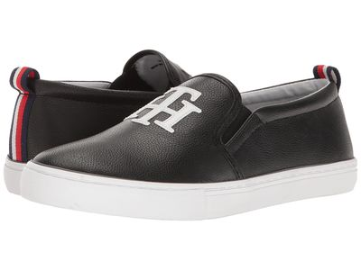 Tommy Hilfiger - Tommy Hilfiger Women Black Lucey3 Lifestyle Sneakers