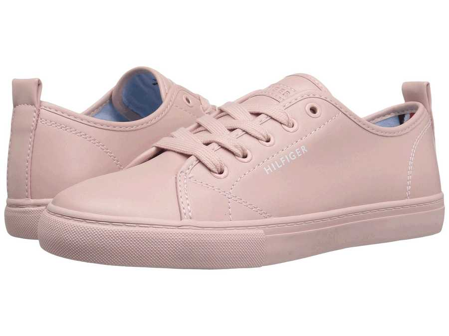 Tommy Hilfiger Women Blush Lumidee 3 Lifestyle Sneakers
