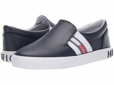 Tommy Hilfiger - Tommy Hilfiger Women Dark Blue Ll Fin 2 Lifestyle Sneakers