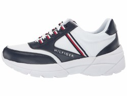 Tommy Hilfiger Women Navy Ernie Lifestyle Sneakers - Thumbnail
