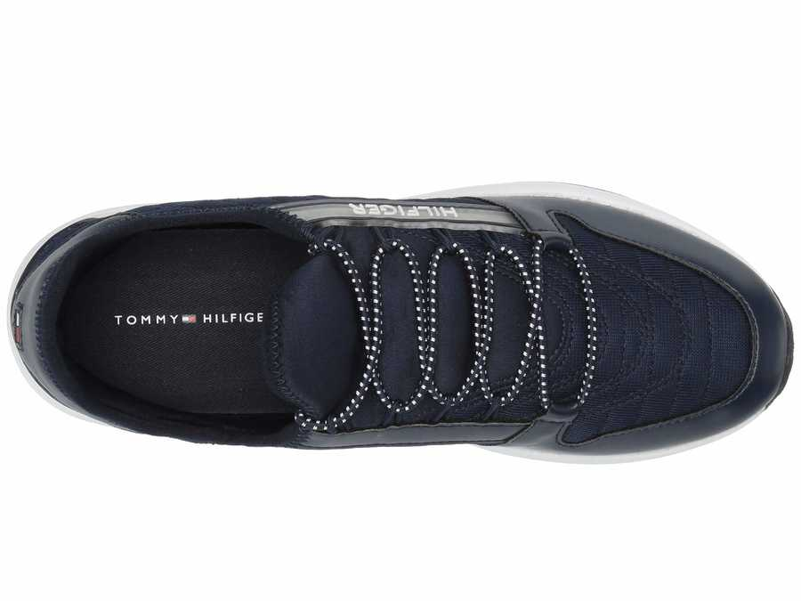 Tommy Hilfiger Women Navy Remidee Lifestyle Sneakers
