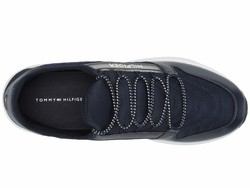 Tommy Hilfiger Women Navy Remidee Lifestyle Sneakers - Thumbnail