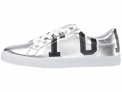 Tommy Hilfiger Women Silver Lolsin Lifestyle Sneakers - Thumbnail