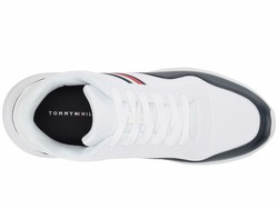 Tommy Hilfiger Women White Cheeri Lifestyle Sneakers - Thumbnail
