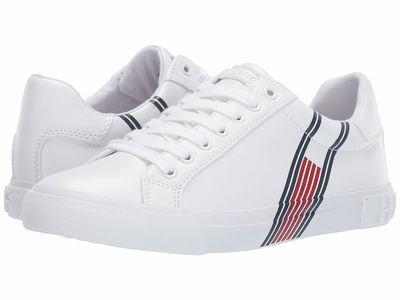 Tommy Hilfiger - Tommy Hilfiger Women White Jam Lifestyle Sneakers