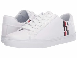 Tommy Hilfiger Women White Lewie Lifestyle Sneakers - Thumbnail