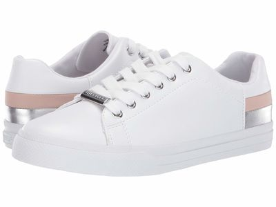 Tommy Hilfiger - Tommy Hilfiger Women White Multi Ll Laddi 2 Lifestyle Sneakers