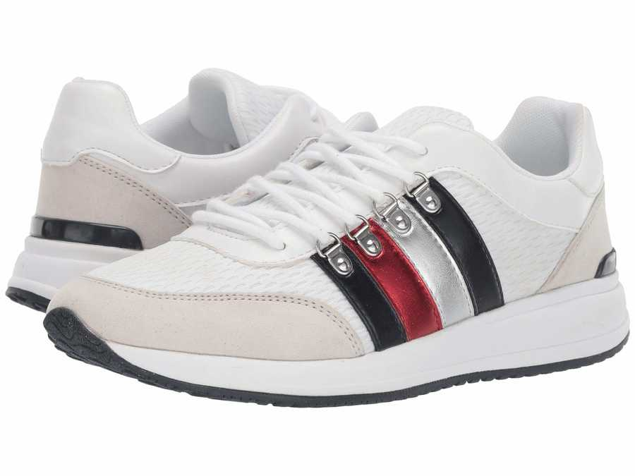Tommy Hilfiger Women White Ronna Lifestyle Sneakers