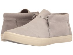 Toms Men Drizzle Grey Suede Emerson Mid Sneaker Lifestyle Sneakers - Thumbnail