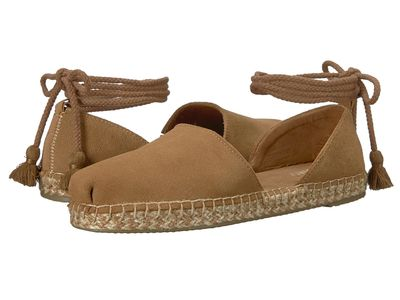 Toms - Toms Women Toffee Suede Katalina Flats