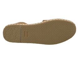 Toms Women Toffee Suede Katalina Flats - Thumbnail