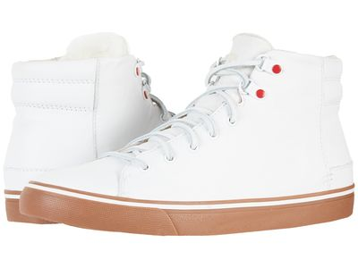 Ugg - Ugg Men White Hoyt Luxe Lifestyle Sneakers