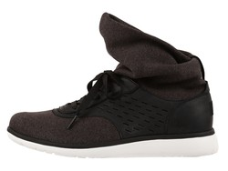 Ugg Women Black İslay Lifestyle Sneakers - Thumbnail