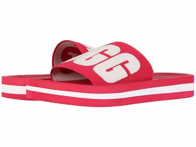 Ugg - Ugg Women Sweet Sangria Zuma Graphic Flat Sandals