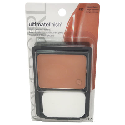 CoverGirl - Ultimate Finish Liquid Powder Makeup - # 450 Creamy Beige 0,4oz