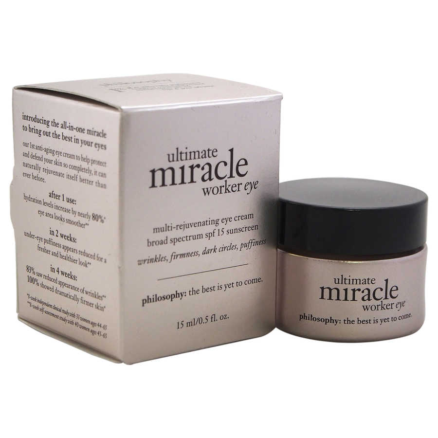 Ultimate Miracle Worker Eye SPF 15 Sunscreen 0,5oz