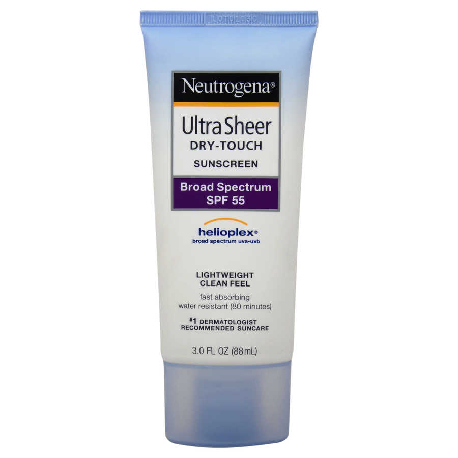 Ultra Sheer Dry-Touch Sunblock SPF-55 3oz