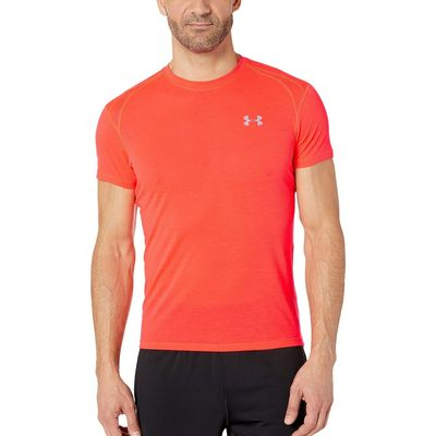 Under Armour - Under Armour Beta Red/Beta Red/Reflective Ua Streaker 2.0 Short Sleeve