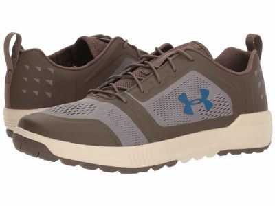 Under Armour - Under Armour Men's Hearthstone Pewter Moroccan Blue UA Scupper Boat Shoes