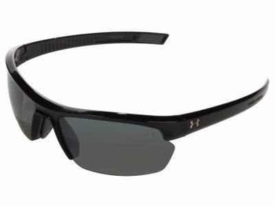 Under Armour - Under Armour Men's UA Stride XL Polarized Sport Sunglasses