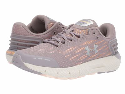 Under Armour - Under Armour Women Tetra Gray/Summit White/Reflective Ua Charged Rogue Running Shoes
