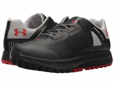 Under Armour - Under Armour Women's Anthracite Elemental Sultry UA Horizon STR 1.5 Running Shoes
