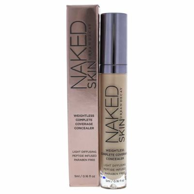 Urban Decay - Urban Decay Naked Skin Weightless Complete Coverage Concealer - Fair Warm 0.16 oz