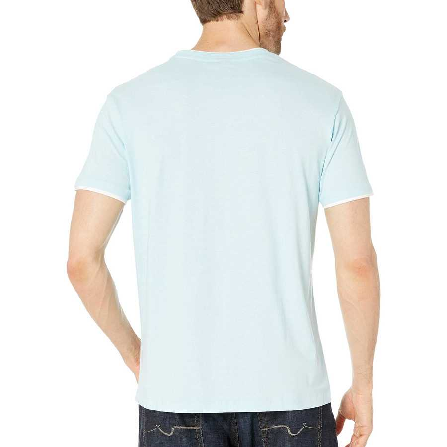 U.S. Polo Assn. Blue Sail Double Ringer Crew