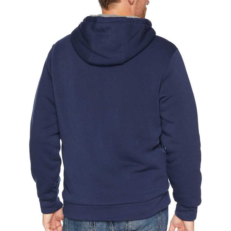 U.S. Polo Assn. Classic Navy Solid Lined Fleece